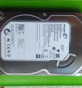 Жёсткий диск HDD Seagate 500 Gb