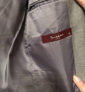 Продам стильный костюм ( пиджак + брюки )