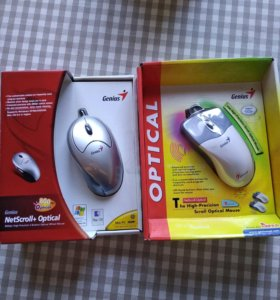 Компьютерные мыши проводные