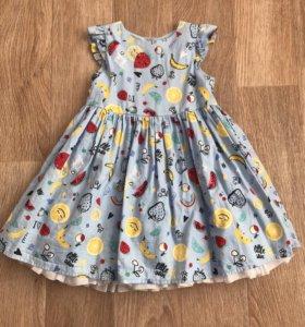 537e24eae73 Купить детские платья и юбки - в Пскове по доступным ценам