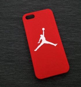 Jordan чехол для iPhone 5/5s новый