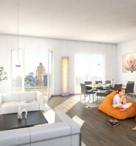 Дизайн решение для ремонта квартир под ключ