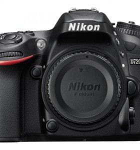Фотоаппарат зеркальный Nikon D7200+объектив Sigma