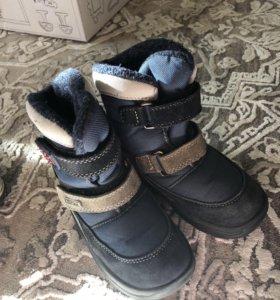 Ботинки для мальчика 23 р