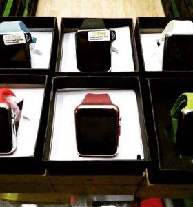 Смарт часы, детские часы с GPS навигацией.