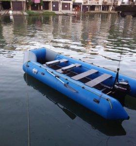 Лодка б/у 600