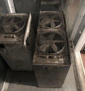 Холодильное обор-ние POLAIR, Холод и Мороз Камера