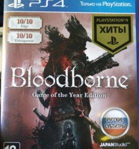 Игра bloodborn для ps4