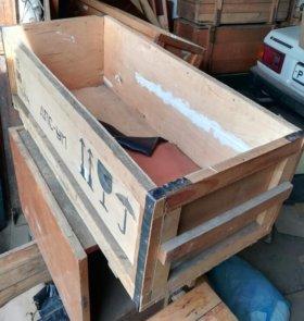 Ящик фанерный с крышкой