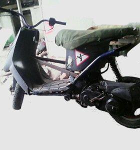 скутер под стант