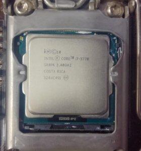 Процессор i7 3770 + Мат. плата