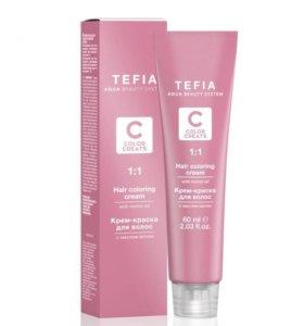Краска для волос TEFIA