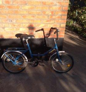 Подростковый велосидед