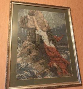 Картина «Любовь и вера»