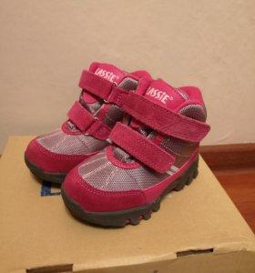 Ботинки детские lassie tec, 24 размер, новые