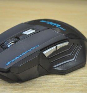 Игровая мышь с LED подсветкой 3200 DPi