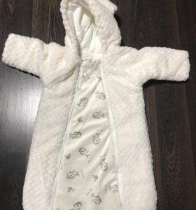 Конверт для новорождённого