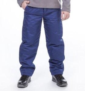 Брюки мужские цвет синий, р-р 54