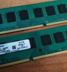 Оперативная память Kingston KVR16N11/4 dd3