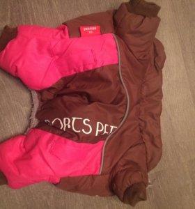 Комбинезон куртка для собак