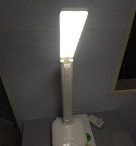 Лампа светодиодная с акб