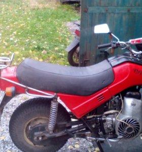 Мотоцикл Тула.