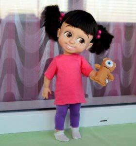 кукла Бу от Disney Animators #2