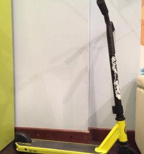 Трюковой самокат Oxelo MF ONE 2016