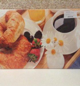 """Картина """" Кофе и ромашки"""""""