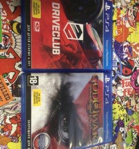 Эксклюзивы для PlayStation 4
