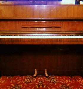 Пианино-scholze