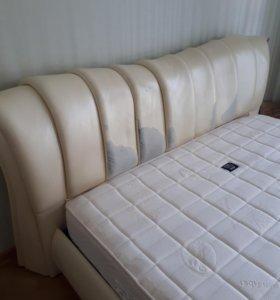 Кровать без матраца, спальное место 160×200