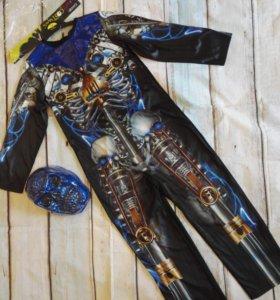 Костюм «Человек-робот» 122-128 см