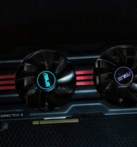 Игровая Видеокарта ASUS HD 7970 DirectCU II.