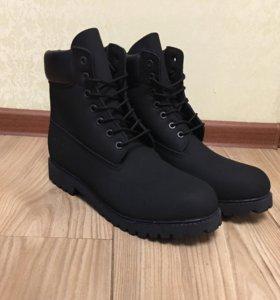 Ботинки Timberland обувь на осень