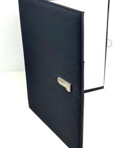 Папки бизнес-класса со сменными блокнотами А4