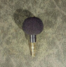 Профессиональный внешний микрофон всенаправленный
