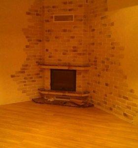 Сделаем качественные ремонт квартир и коттедж.