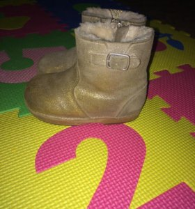 Ботинки зимние Zara