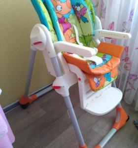 Чикко Полли надёжный детский стул для к