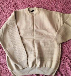 Пуловер мужской, новый