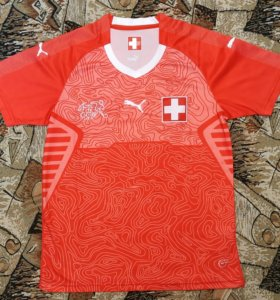 Футбольная форма сборной Швейцарии - Puma