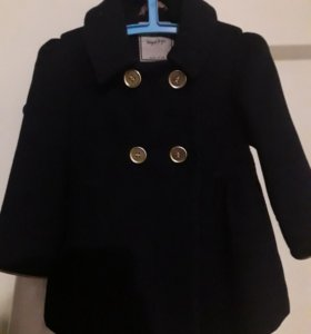 Пальто для девочки NEXT