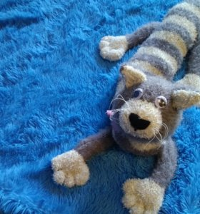Подушка - кот