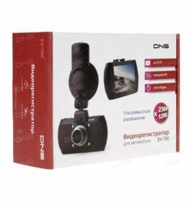 Видеорегистратор DNS EV-700 разрешение 2304-1296