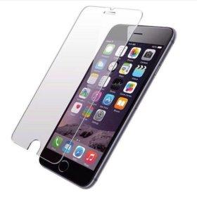 Защитные стекла на iPhone 5/5s/se/6+/7+/8+
