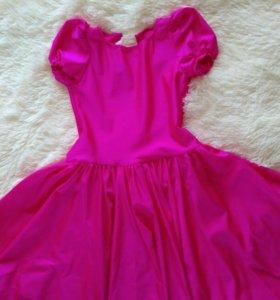 Турнирное платье
