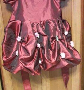 Платья 92_98 см