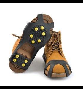 Насадки на обувь