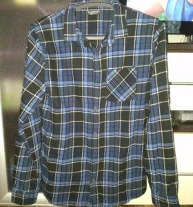 Рубашка reserved, рост 164см.